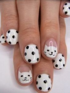 simple nail art designs for beginners 25