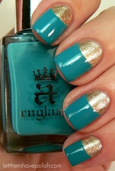 simple nail art designs for beginners 36