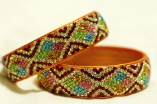 Bangle designs for navratri-11