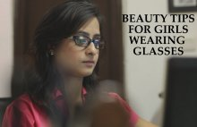 Beauty tips for girls wearing glasses 10