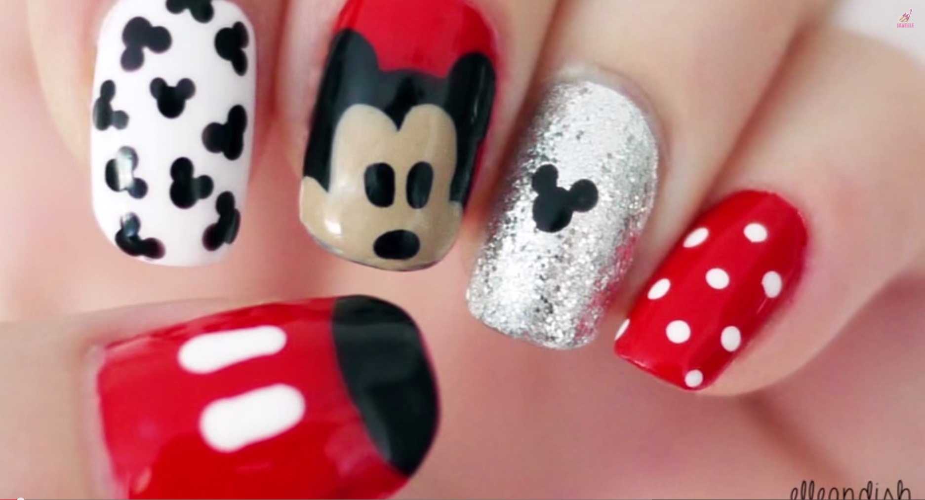 Cute Nail Art Dailymotion The Best Inspiration For Design And