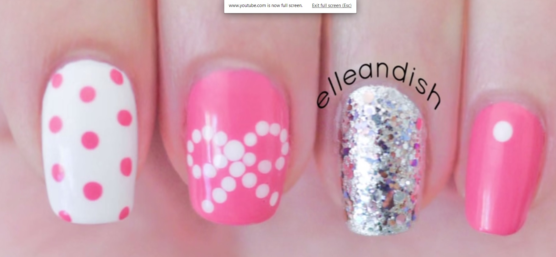 12 best nail art videos on youtube indian makeup and beauty blog design best nail art videos 04 prinsesfo Gallery