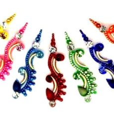 Bindi designs for navratri-11