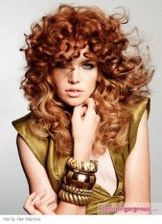 hairstyles for curly hair 30