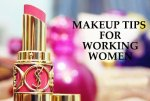 Makeup tips for working women 07