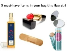 Must-have items in your bag this navratri 06