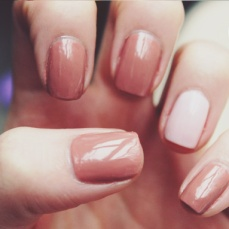 Simple nail art designs 30