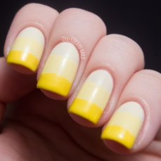 Simple nail art designs 31
