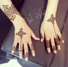 uber cool mehndi designs for navratri 12