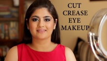 Cut Crease Eye Makeup Tutorial