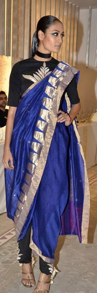 designer sarees by anamika khanna 09 indian makeup and