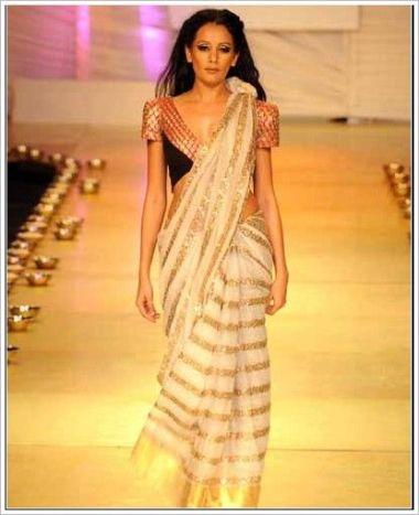 20 exclusive designer sarees by anamika khanna indian