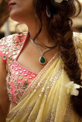 hairstyles for Diwali 10