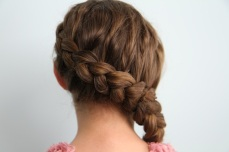 hairstyles for Navratri 06