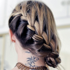hairstyles for Navratri 08