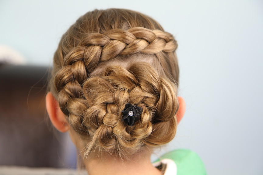 hairstyles for Navratri 12