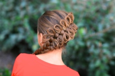 hairstyles for Navratri 13