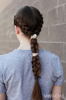 hairstyles for Navratri 15