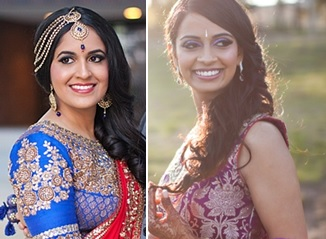 Miraculous Trendy Indian Bridal Hairstyles 2014 Zuri Hairstyle Inspiration Daily Dogsangcom