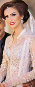 Indian bridal hairstyles 22