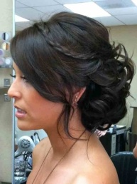 Indian bridal hairstyles 27