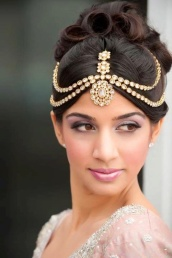 Indian bridal hairstyles 28