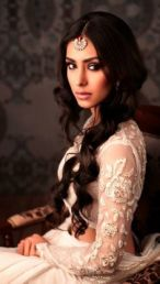 Indian bridal hairstyles 29