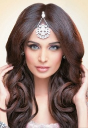 Indian bridal hairstyles 34