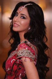 Indian bridal hairstyles 36