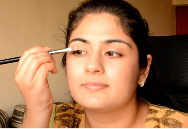 Makeup for Karwa Chauth 2014 11