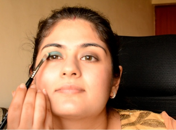 Makeup for Karwa Chauth 2014 16