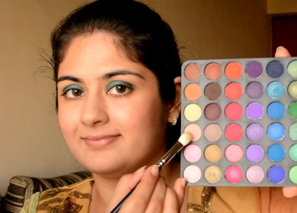 Makeup for Karwa Chauth 2014 17
