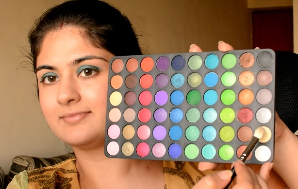 Makeup for Karwa Chauth 2014 19