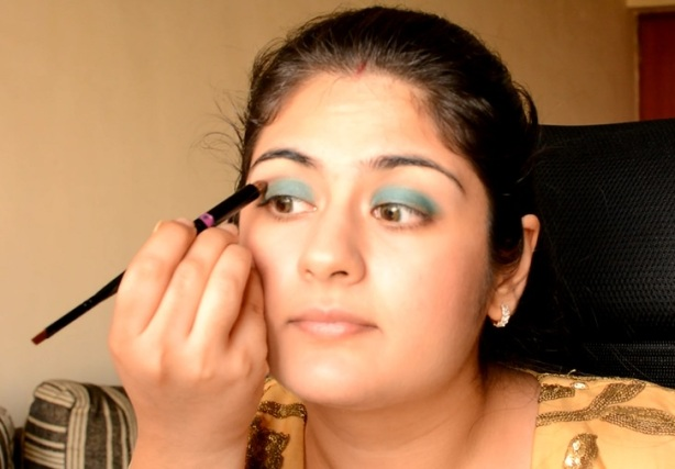Makeup for Karwa Chauth 2014 23