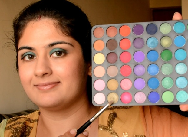 Makeup for Karwa Chauth 2014 24