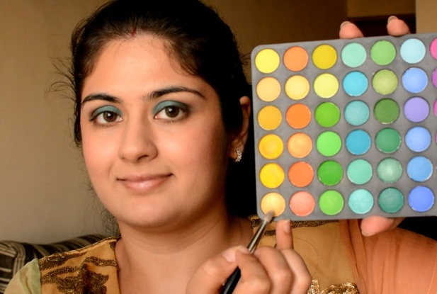Makeup for Karwa Chauth 2014 26