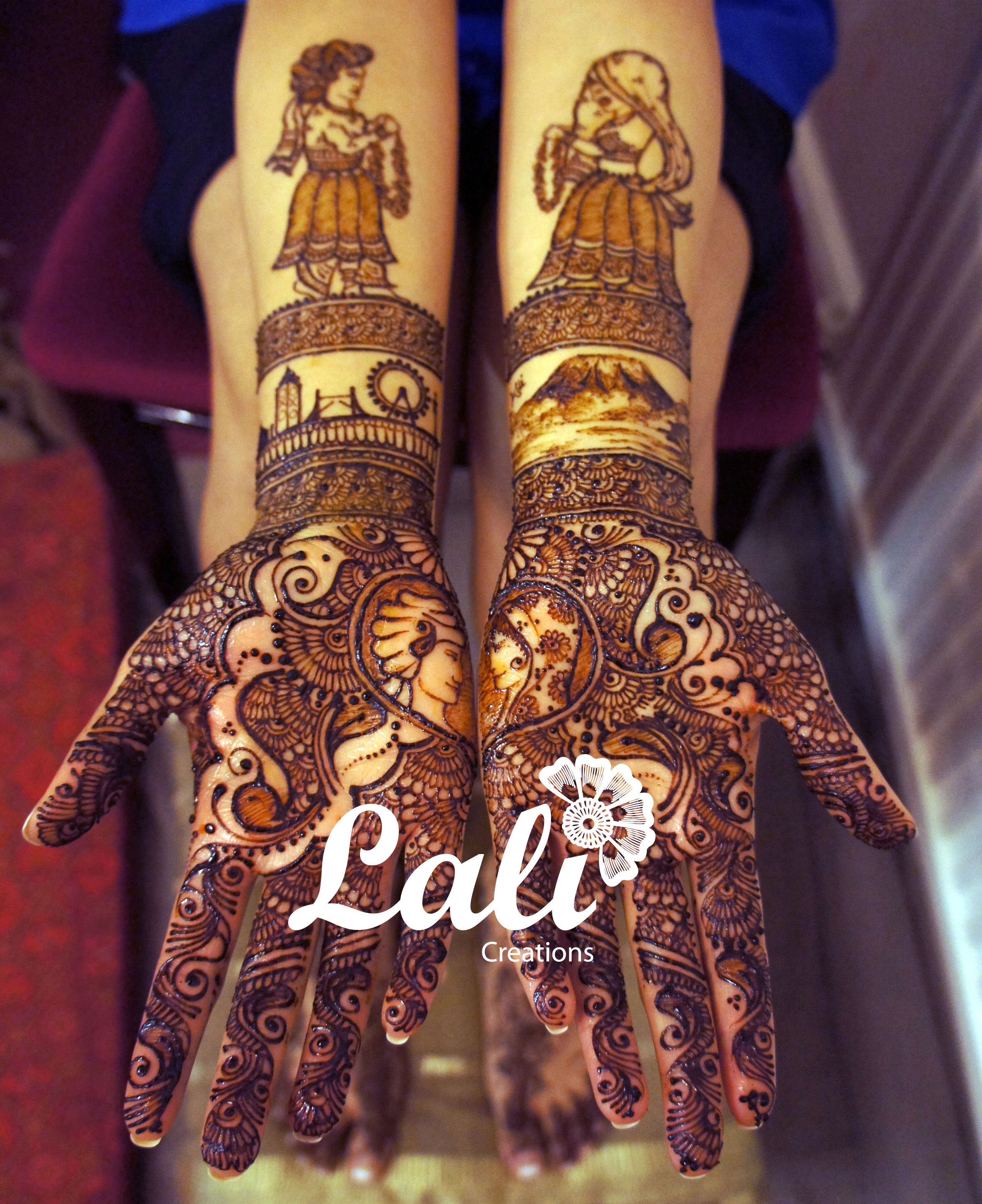Mehndi Henna Care : Exquisite mehndi designs by lali indian makeup and