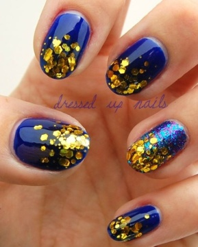 Nail art designs for Diwali 13