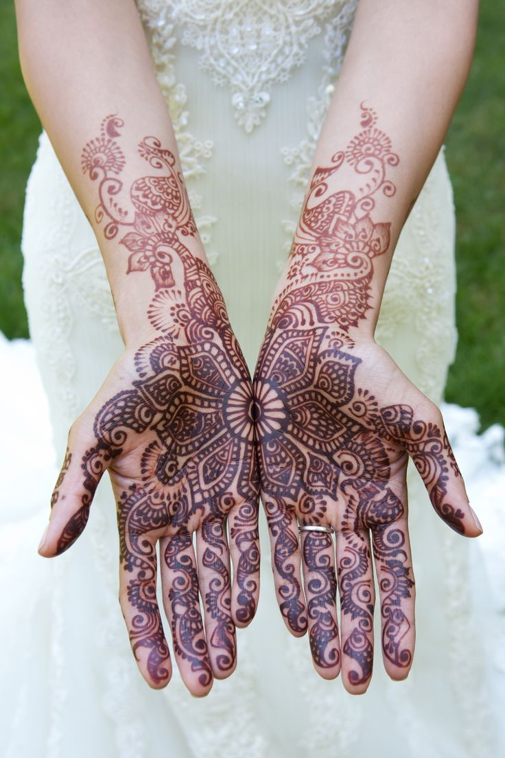 Arabic mehndi designs for full hands 10