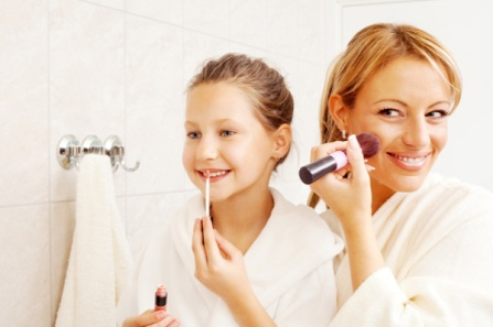 beauty tips for a busy mom 01