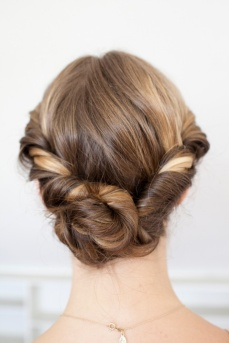 Braid and bun hairstyles for Gurupurab 06