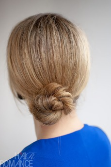 Braid and bun hairstyles for Gurupurab 07