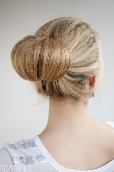 Braid and bun hairstyles for Gurupurab 08