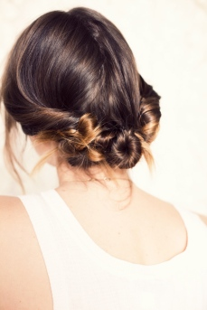 Braid and bun hairstyles for Gurupurab 10