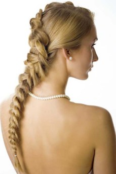 Braid and bun hairstyles for Gurupurab 11