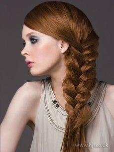 Braid and bun hairstyles for Gurupurab 12