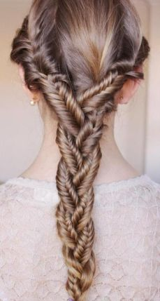Braid and bun hairstyles for Gurupurab 014