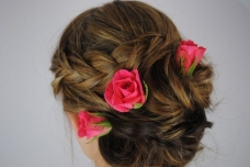 Braid and bun hairstyles for Gurupurab 16