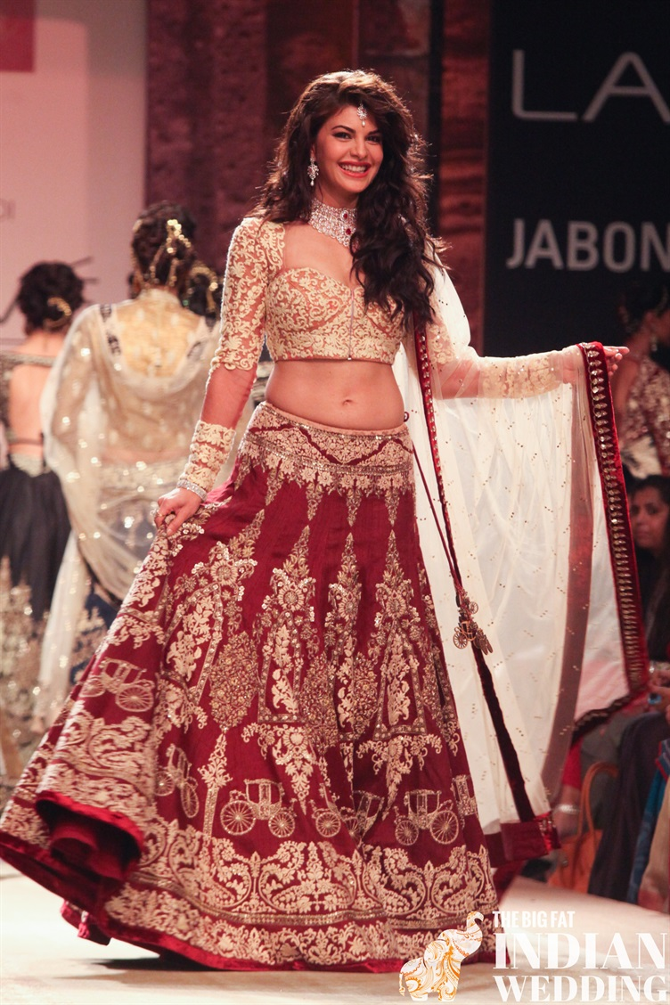 9 Best Bridal Lehengas For This Season Indian Makeup And