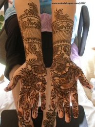 bridal mehndi designs 05